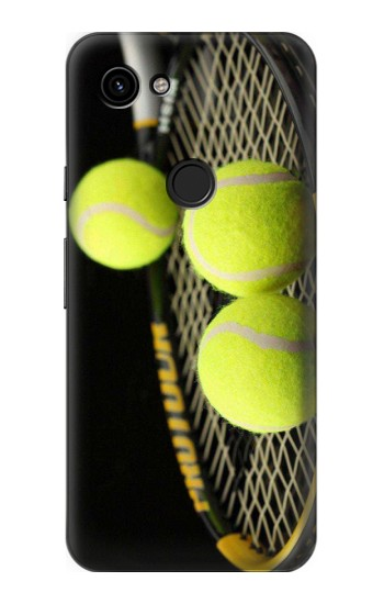 Printed Tennis Google Pixel 3a Case