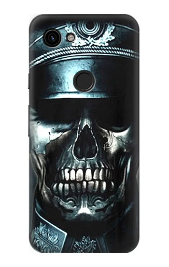 Printed Skull Soldier Zombie Google Pixel 3a Case