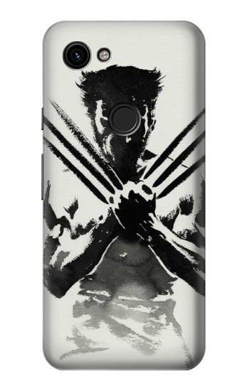 Printed Wolverine Google Pixel 3a Case