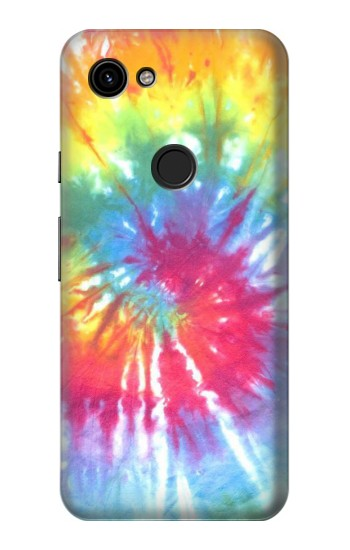 Printed Tie Dye Colorful Graphic Printed Google Pixel 3a Case