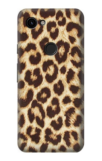 Printed Leopard Pattern Graphic Printed Google Pixel 3a Case