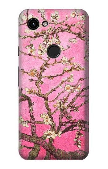 Printed Pink Blossoming Almond Tree Van Gogh Google Pixel 3a Case