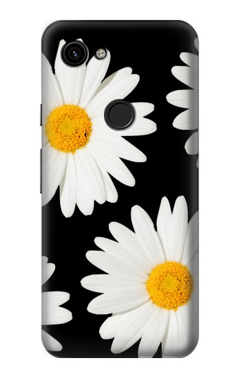 Printed Daisy flower Google Pixel 3a Case