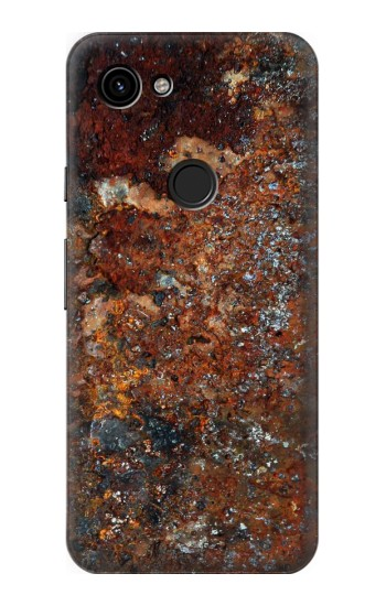 Printed Rust Steel Texture Google Pixel 3a Case