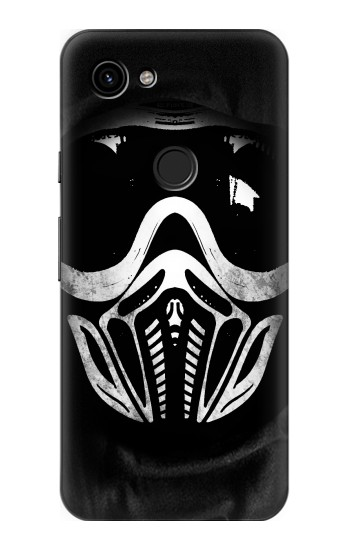 Printed Paintball Mask Google Pixel 3a Case