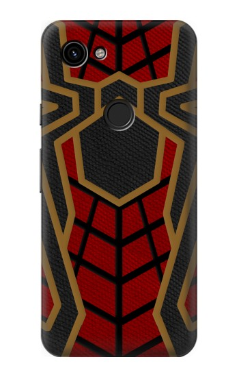 Printed Spiderman Inspired Costume Google Pixel 3a Case