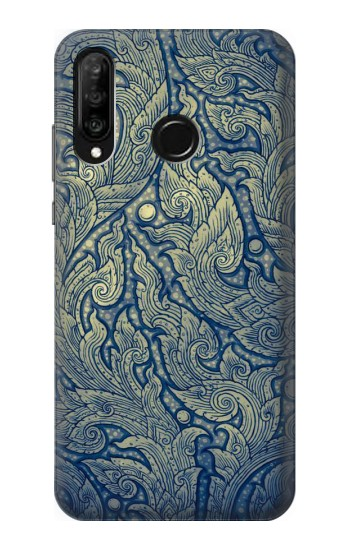 Printed Thai Art Huawei P30 lite Case