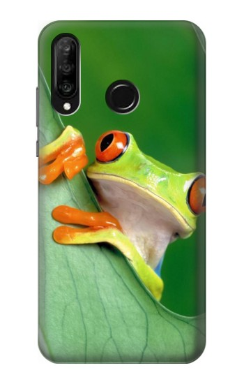 Printed Little Frog Huawei P30 lite Case