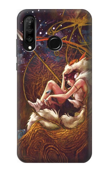 Printed Princess Mononoke The Spirit Princess Huawei P30 lite Case