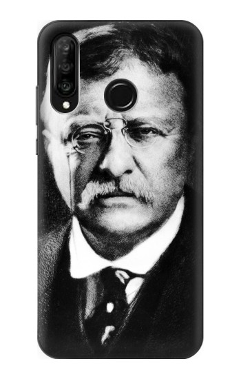 Printed Theodore Roosevelt Huawei P30 lite Case