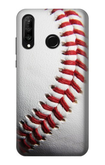 Printed New Baseball Huawei P30 lite Case