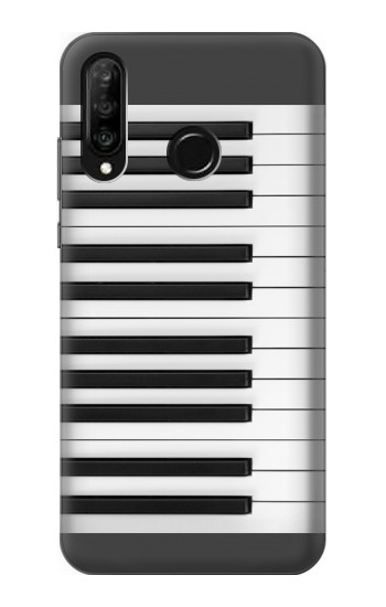 Printed One Octave Piano Huawei P30 lite Case