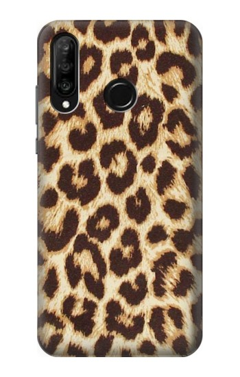 Printed Leopard Pattern Graphic Printed Huawei P30 lite Case