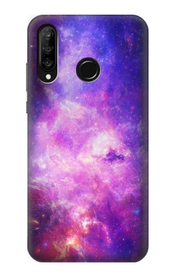 Printed Milky Way Galaxy Huawei P30 lite Case
