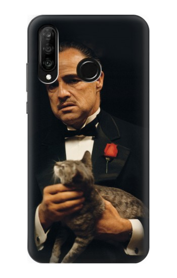 Printed Godfather Huawei P30 lite Case