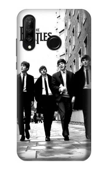 Printed The Beatles in London Huawei P30 lite Case