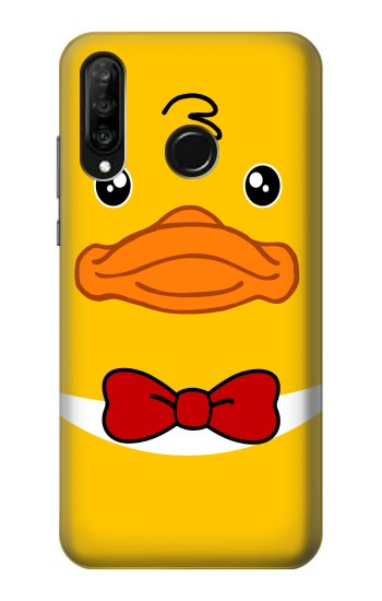 Printed Yellow Duck Huawei P30 lite Case