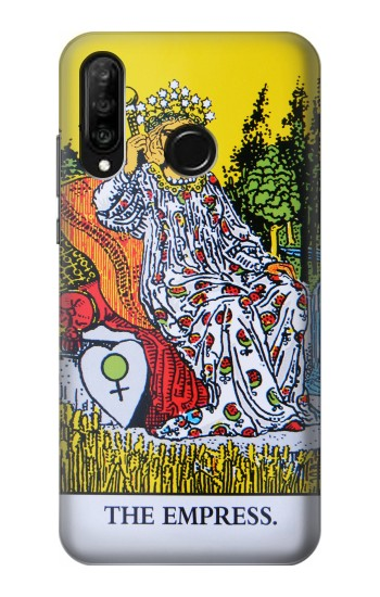 Printed Tarot Card The Empress Huawei P30 lite Case
