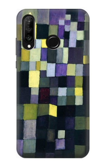Printed Paul Klee Architecture Huawei P30 lite Case