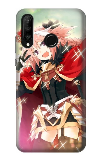 Printed Fate Apocrypha Astolfo Huawei P30 lite Case