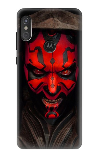 Printed Darth Maul Motorola One Power (P30 Note) Case