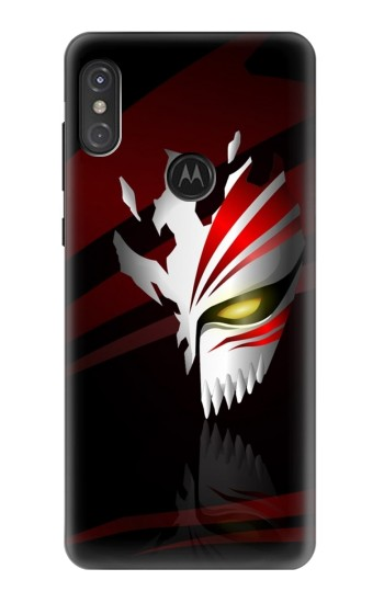 Printed Bleach Hollow Mask Motorola One Power (P30 Note) Case
