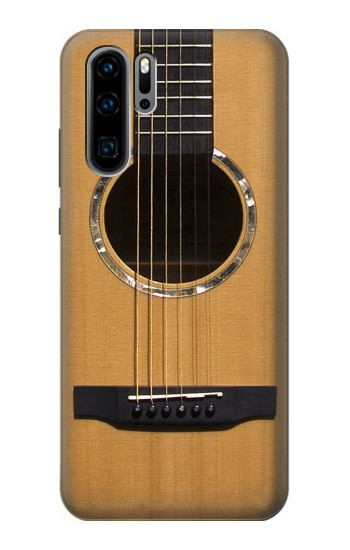Printed Acoustic Guitar Huawei P30 Pro Case