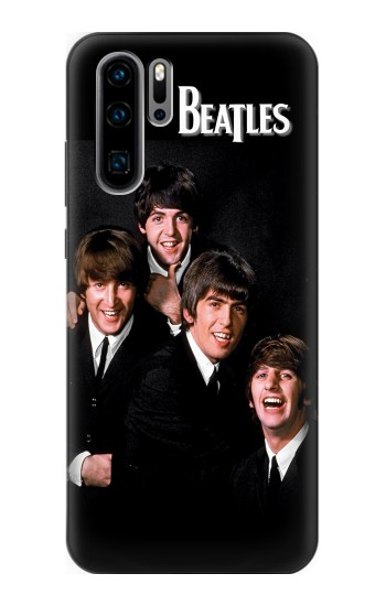 Printed The Beatles Huawei P30 Pro Case