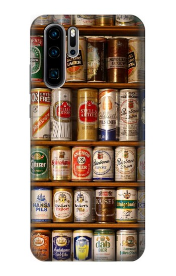 Printed Beer Cans Collection Huawei P30 Pro Case