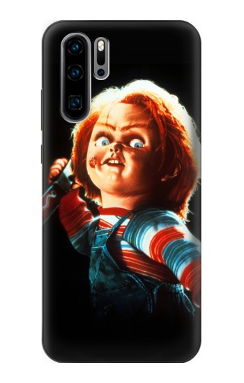 Printed Chucky With Knife Huawei P30 Pro Case