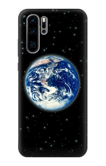 Printed Earth Planet Space Star nebula Huawei P30 Pro Case