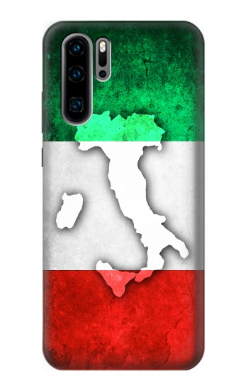 Printed Italy Flag Huawei P30 Pro Case