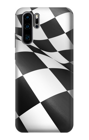 Printed Checkered Winner Flag Huawei P30 Pro Case