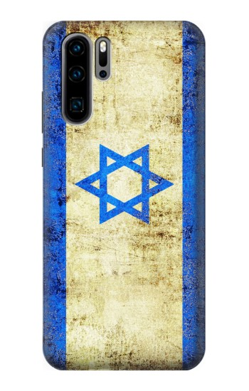 Printed Israel Old Flag Huawei P30 Pro Case