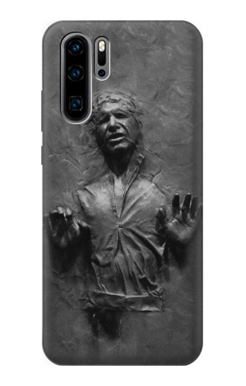 Printed Han Solo Frozen in Carbonite Huawei P30 Pro Case