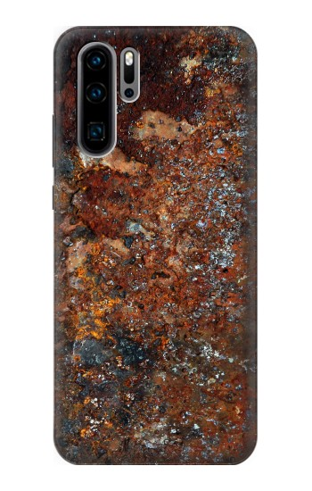 Printed Rust Steel Texture Huawei P30 Pro Case