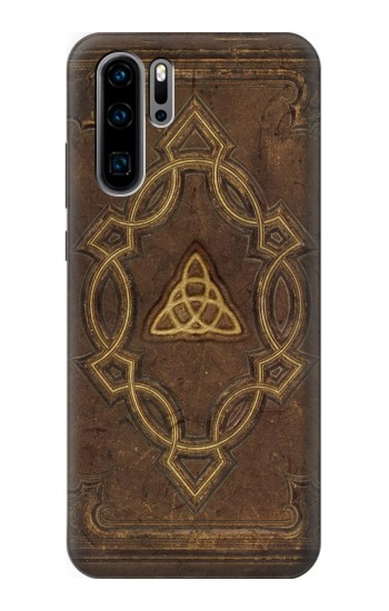 Printed Spell Book Cover Huawei P30 Pro Case