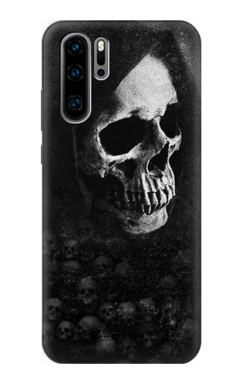 Printed Death Skull Huawei P30 Pro Case