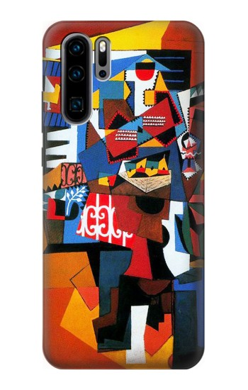 Printed Picasso The Bird Cage Huawei P30 Pro Case