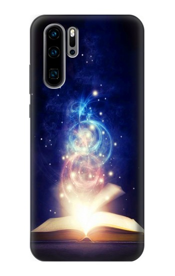 Printed Magic Spell Book Huawei P30 Pro Case