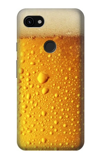 Printed Beer Glass Google Pixel 3a XL Case