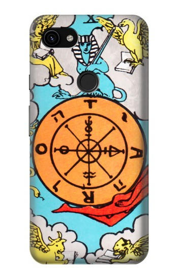 Printed Tarot Fortune Google Pixel 3a XL Case