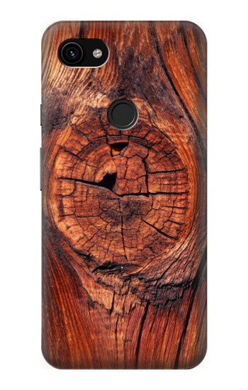 Printed Wood Google Pixel 3a XL Case