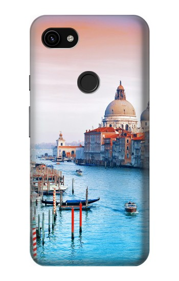 Printed Beauty of Venice Italy Google Pixel 3a XL Case