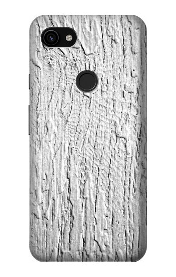 Printed Wood Skin Graphic Google Pixel 3a XL Case