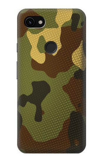 Printed Camo Camouflage Graphic Printed Google Pixel 3a XL Case