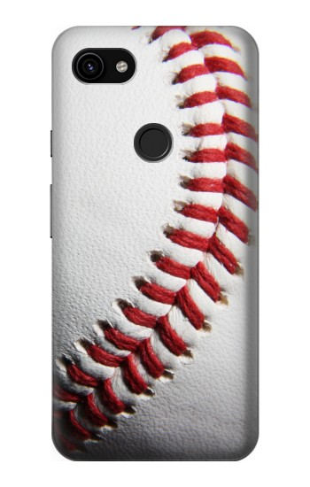 Printed New Baseball Google Pixel 3a XL Case