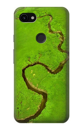 Printed Amazon River Google Pixel 3a XL Case