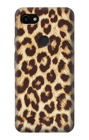 Google Pixel 3a XL Leopard Pattern Graphic Printed Case Cover