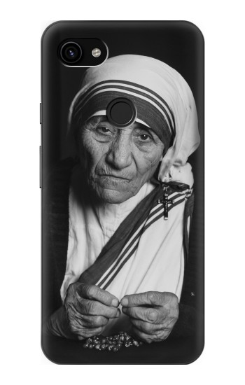 Printed Mother Teresa Google Pixel 3a XL Case